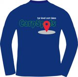CarpSpots Longsleeve navy_