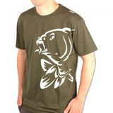 Nash Logo T-shirt Green_