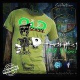 Hotspot design Old school T-shirt_