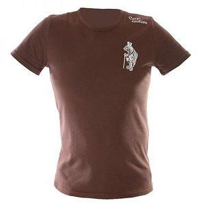 Carp Couture T-shirt Bruin