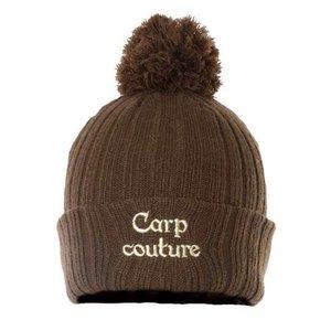 Carp Couture Bobble hat (muts) brown
