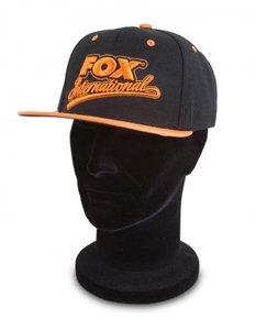 FOX SNAPBACK CAP ORANGE/BLACK