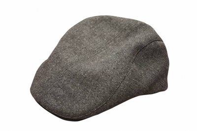 FOX CHUNK TWILL FLAT CAP