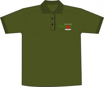 CarpSpots Polo shirt  military green