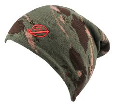 Diem Knitted Embroidered beanie (muts)  Camouflage