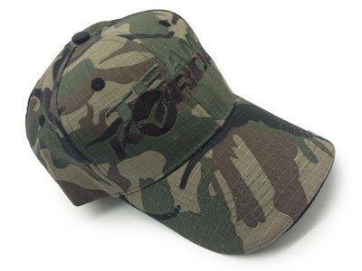 Team KORDA camouflage cap
