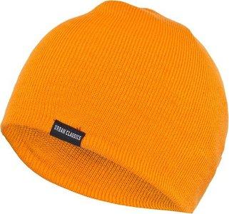 URBAN CLASSICS Basic Beanie (muts) Orange