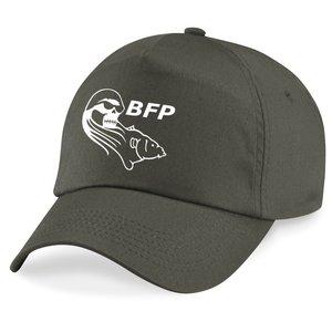 BFP logo Cap military green