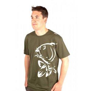 Nash Logo T-shirt Green