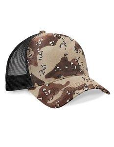 Trucker Cap  Desert  Camouflage  One size