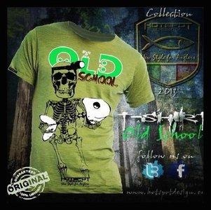 Hotspot design Old school T-shirt