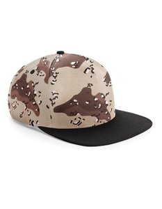 Cap Snapback Desert Camouflage/ Black  One size
