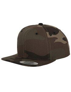 Snapback Camouflage   One size