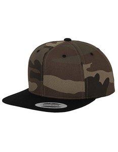 Snapback Camouflage/Black   One size