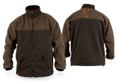 FOX CHUNK Heavy duty fleece Jacket