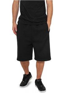 Urban Classics  Sweatpant short Black