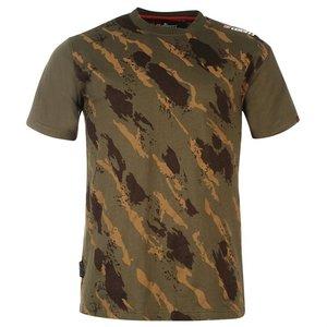 Diem Recon T-shirt Camouflage