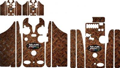 Rusty Metal Skinz