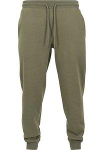 URBAN CLASSICS Olive Sweatpants
