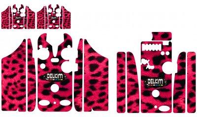 pink jaguar skinz