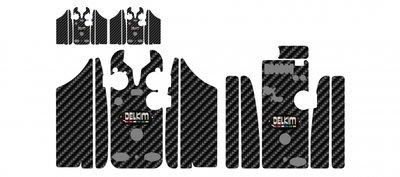 3D Carbon skinz