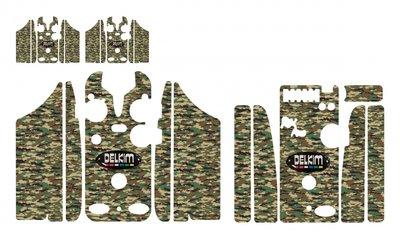 Splinter Camouflage Skinz