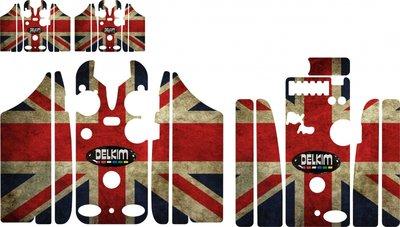 England Delkim Skinz
