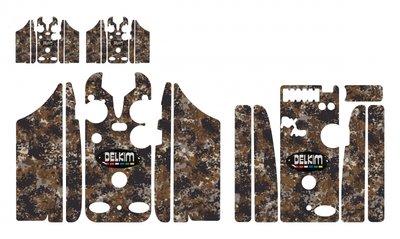 Fantasy Camouflage Carbon Skinz