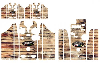 Western Wood Skinz