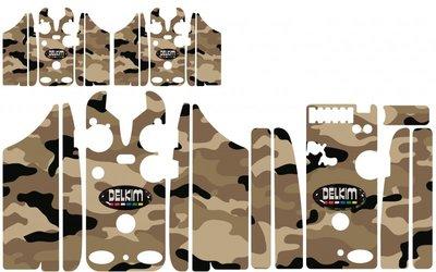 Desert Camouflage Skinz