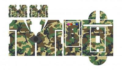 Nash SR1 Urban camouflage skinz